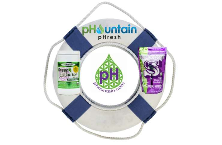 The pHountain Big Three