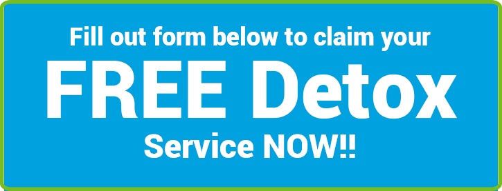 FREE Detox Service